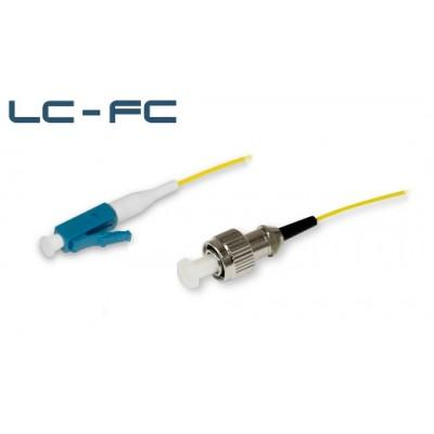 Шнур оптический переходоной LC-FC sm simplex