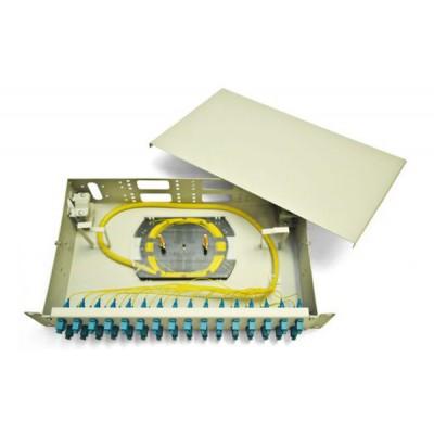 Кросс в стойку стандартный R32-2U SC/MM 32-32-1