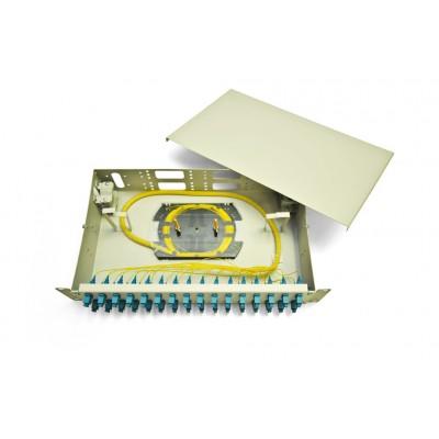 Кросс в стойку стандартный R48-2U LC/SM 48d-96-3