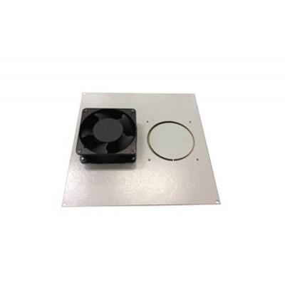 Блок вентиляторов для термошкафа с комплектом фильтров 1х220В