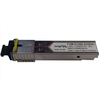 Модуль SFP/WDM/3 км 1550 нм