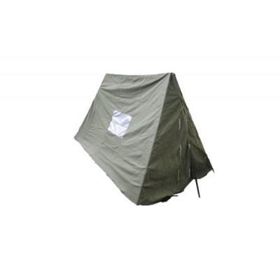 Маленькая палатка кабельщика (монтажная) с каркасом