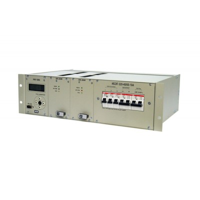 Источник бесперебойного электропитания ИБЭП-220/48B-5A 3U