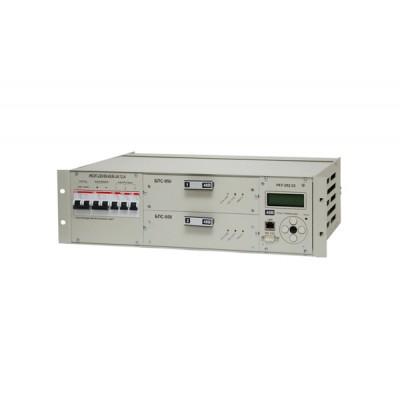 Источник бесперебойного электропитания ИБЭП-220/48B-12A-1 3U LAN