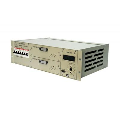 Источник бесперебойного электропитания ИБЭП-220/48B-40A-1/2(1000)-3U