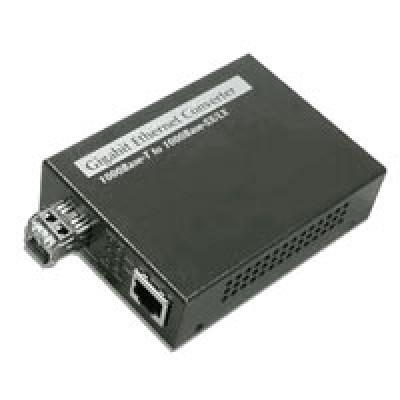 Оптический конвертер Gigabit Ethernet по одному волокну