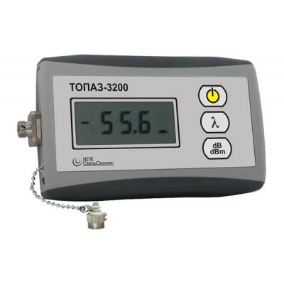 Измеритель оптической мощности ТОПАЗ-3220