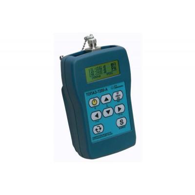 Измеритель оптической мощности ТОПАЗ-7210-A
