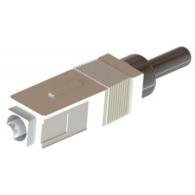 Коннектор SC/MM 0.9 mm