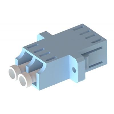 Адаптер LC/SM, duplex,(SC type)