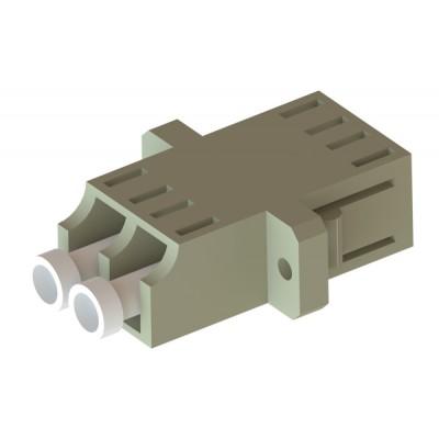 Адаптер LC/MM, duplex, (SC type)