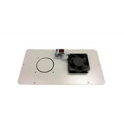 Блок вентиляторов в крышу настенного шкафа 1х220В
